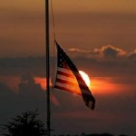 Flag-Half-Staff