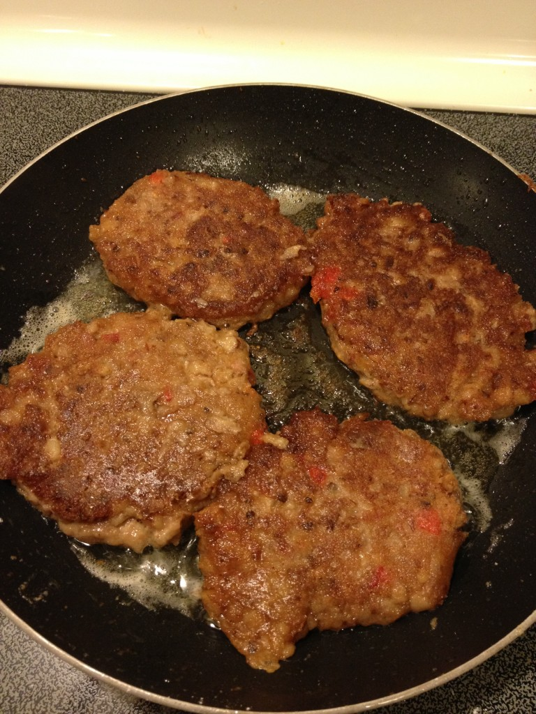 Black Eyed Pea Cakes - 3