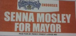 Senna Mosley for Mayor