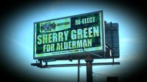 Sherry Green for Alderman