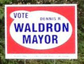 Waldron Sign1