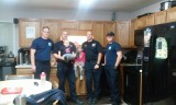 Thanksgiving LFE to Station 3